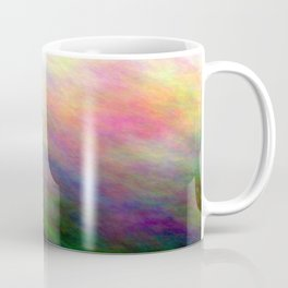 Space Alphabet Coffee Mug