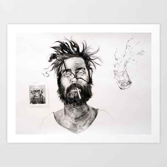Domesticated #1 Art Print
