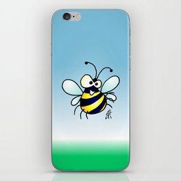 Bumbling Bee iPhone Skin