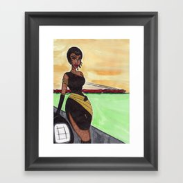 Eleanor Framed Art Print