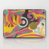 cross iPad Cases featuring Cross by Carbono Canibal