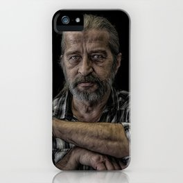 The Janitor iPhone Case