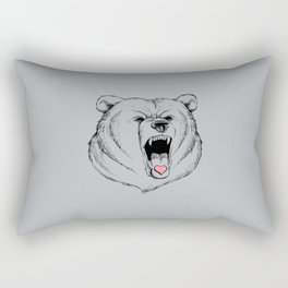 Universal Language Bear Love Rectangular Pillow