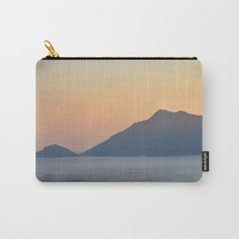 Soft Evening Carry-All Pouch