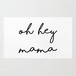 Hey Mama Rug