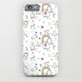 Holly Jolly, Christmas! iPhone Case