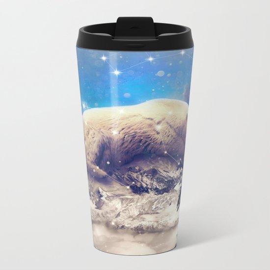 Under the Stars | Ursa Major II Metal Travel Mug