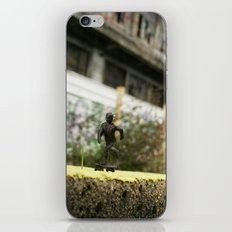 DIKKI - StreetPark series one iPhone Skin
