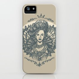 Long Live the Queen iPhone Case