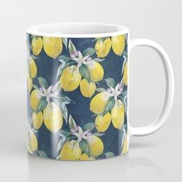 Lemons pattern Coffee Mug