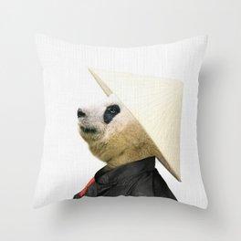 LI CHUN Throw Pillow