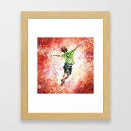 A Joyful Light Framed Art Print