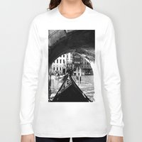 venice Long Sleeve T-shirts featuring venice by gzm_guvenc