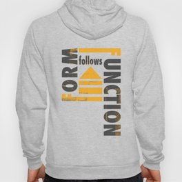 Forming the Quote Hoody