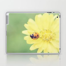 A Flower for My Lady Laptop & iPad Skin