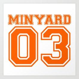 Minyard 03 Art Print