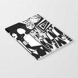 Doors wide shut Notebook