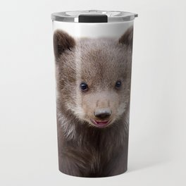 Baby Bear Cub Travel Mug