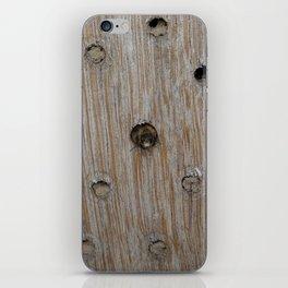 Emerging Mason Bee iPhone Skin