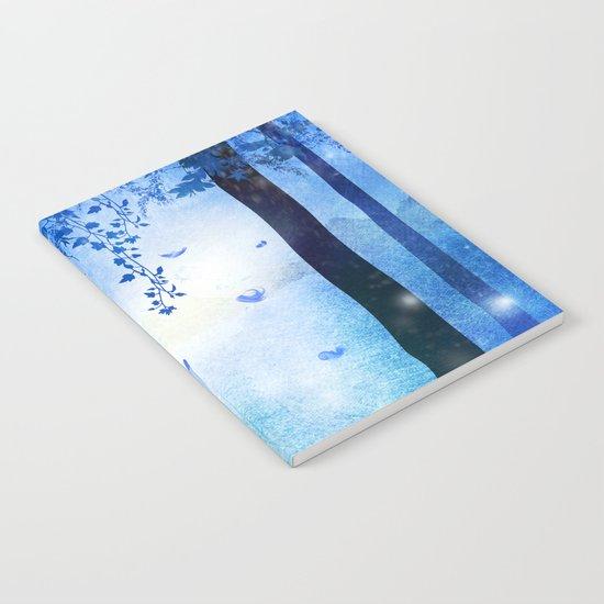Sunrise in Winter Notebook