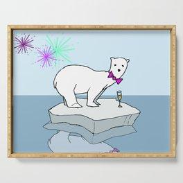Polarbear Serving Tray