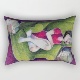 Bookish Rectangular Pillow