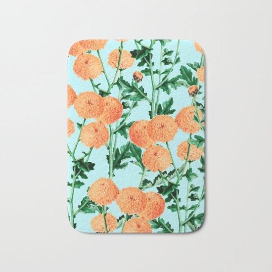 Summer Bloom #society6 #decor #buyart Bath Mat