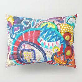 Positive mind Pillow Sham