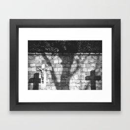 Symbols Framed Art Print
