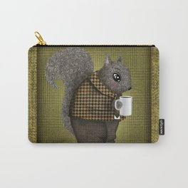 An Early Morning For Mister Squirrel Carry-All Pouch