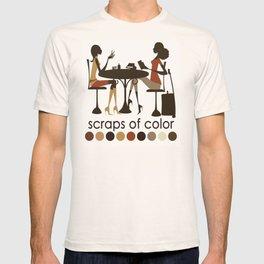 Scraps of Color Limited Edition T-shirt T-shirt