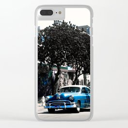 San Francisco Car Clear iPhone Case