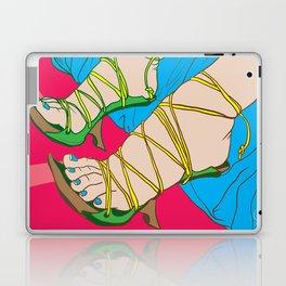 Feet Laptop & iPad Skin