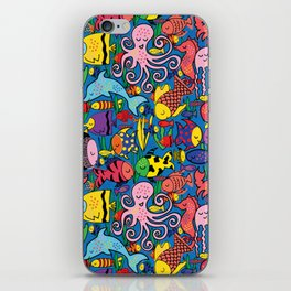 Fishy Fishy iPhone Skin