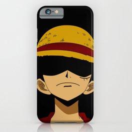 Monkey D.Luffy One Piece iPhone Case