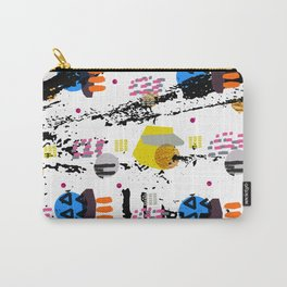 Spiralling out of control No. 2 Carry-All Pouch