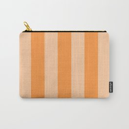 Sherbet Stripes Carry-All Pouch