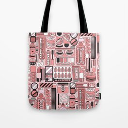 Beauty Routine Classy Tote Bag
