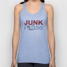 I HEART Junk Food Unisex Tank Top