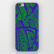 Abstractish 2  iPhone & iPod Skin