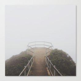 Muir Beach Overlook Canvas Print