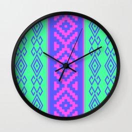 Pampa Chic 03 Wall Clock
