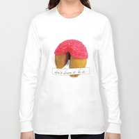 rocky horror picture show Long Sleeve T-shirts featuring Rocky Horror Picture Show Don't Dream it, be it by karebear0025