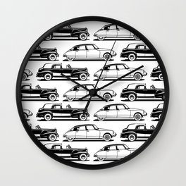 Automobiles Wall Clock