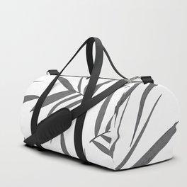 Exotic leaves pattern 44 Duffle Bag