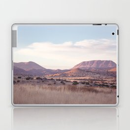 Marfa II - Sunset on the Range Laptop & iPad Skin