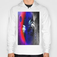 universe Hoodies featuring universe by Laake-Photos