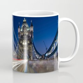 Tower Bridge, London  at night Coffee Mug