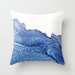 Canyon no.2 Throw Pillow