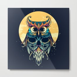 Nightwatcher Metal Print